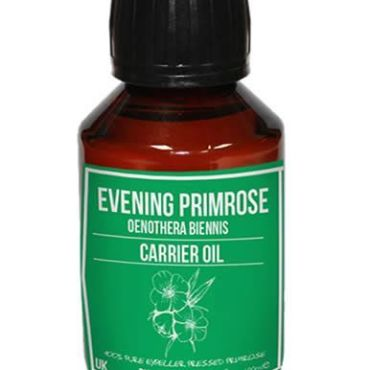 Evening Primrose Carrier Oil to encourage healthy skin cell renewal. Enhance your oil blends and skin treatments