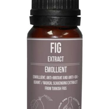 Fig extract for cosmetic use with B-complex and Vitamin C for an improved lifestyle buy online