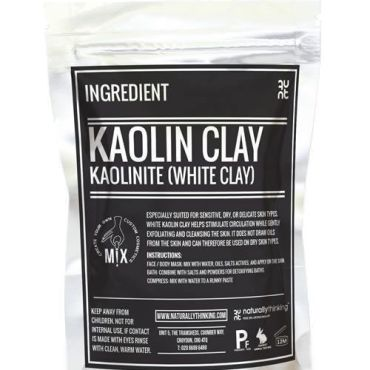 Kaolin Face Mask Clay