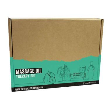 Massage Oil therapy set
