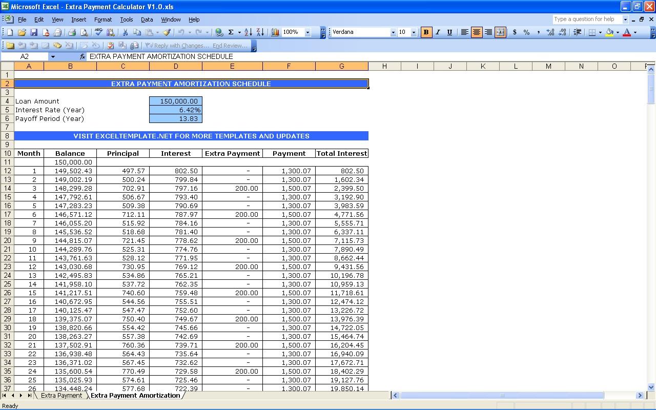 Lease Calculator Excel Spreadsheet