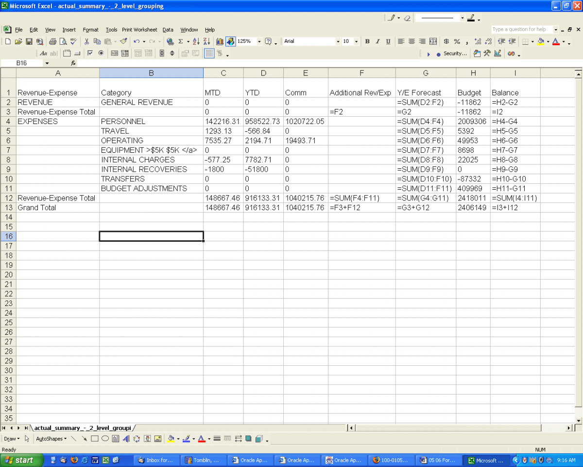 How To Start An Excel Spreadsheet