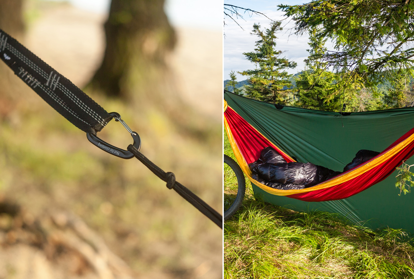 13 Epic Reasons You Should Start Hammock Camping And How