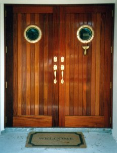 Solid Wood Entrance Doors Modern Home House Design Ideas