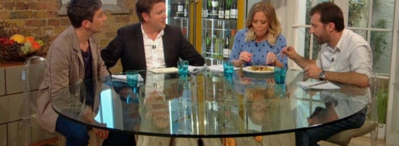 James Martin's Saturday Morning Kitchen Table