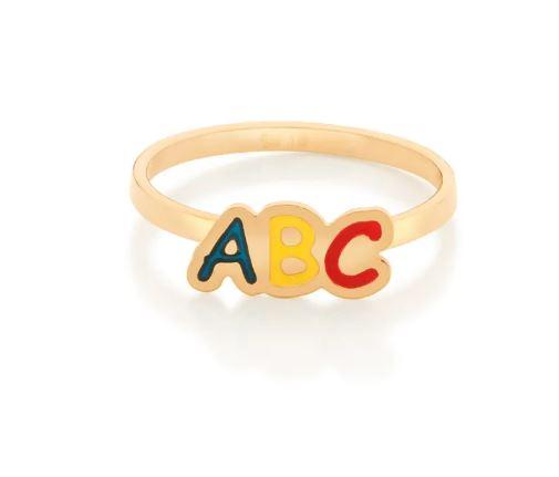 Anel Rommanel 512803 ABC