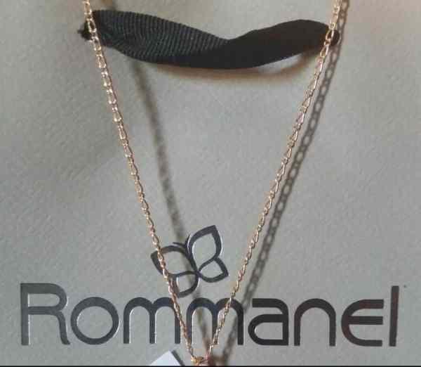 Cordão Rommanel 530147