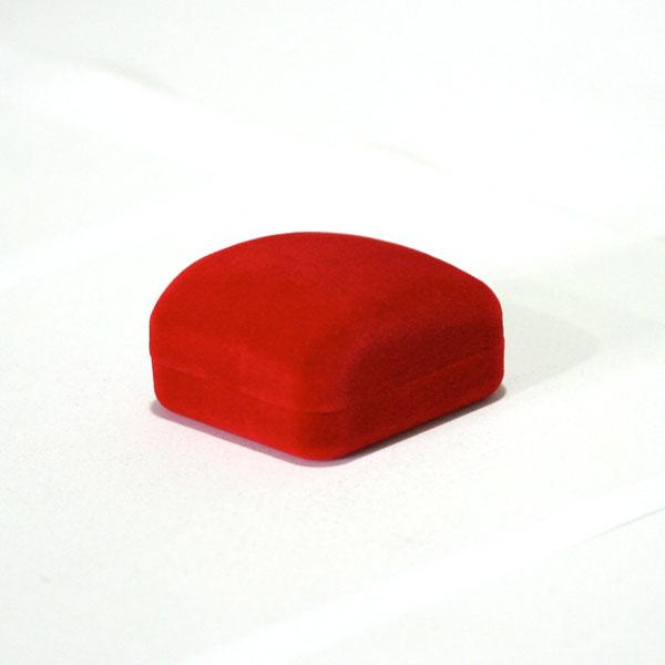 Caixinha de veludo para brincos e pingentes