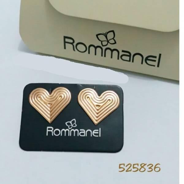 Brinco Rommanel 525836