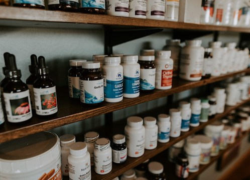 Nutritional Supplements at Natural Elements Health Center