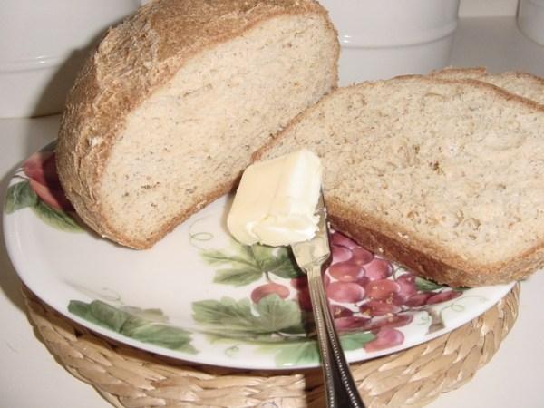 Almond-Flour-Bread