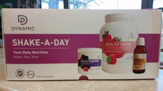 Dynamic Health Drink
