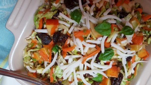 Fall Detox Salad – Natural Elements