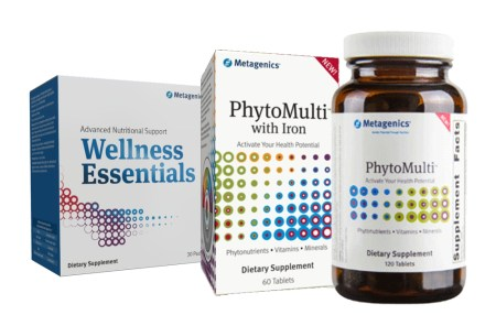 PhytoMulti & Wellness Essentials Daily
