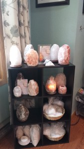 Solay salt lamps