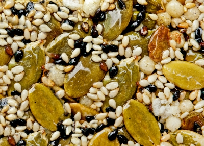Seeds - is it natural and ethical to eat them?