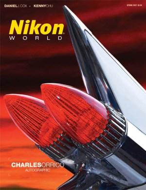 2007 Spring Nikon World Cover