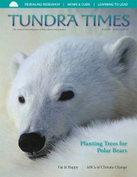 Cover of 2010 Tundra Times