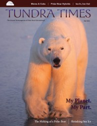 Cover of 2012 Tundra Times