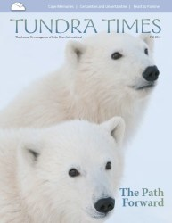 Cover of 2013 Tundra Times