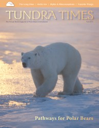 Cover of 2014 Tundra Times