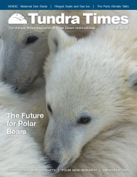 Cover of 2016 Tundra Times