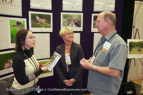 Miriam Stein discusses catches up with John Martin of The Pro Tour of Nature Photography.