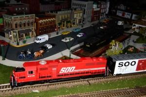 Fred Kurtz Rail 1