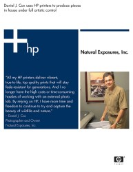 Cover of 2006 HP Printers