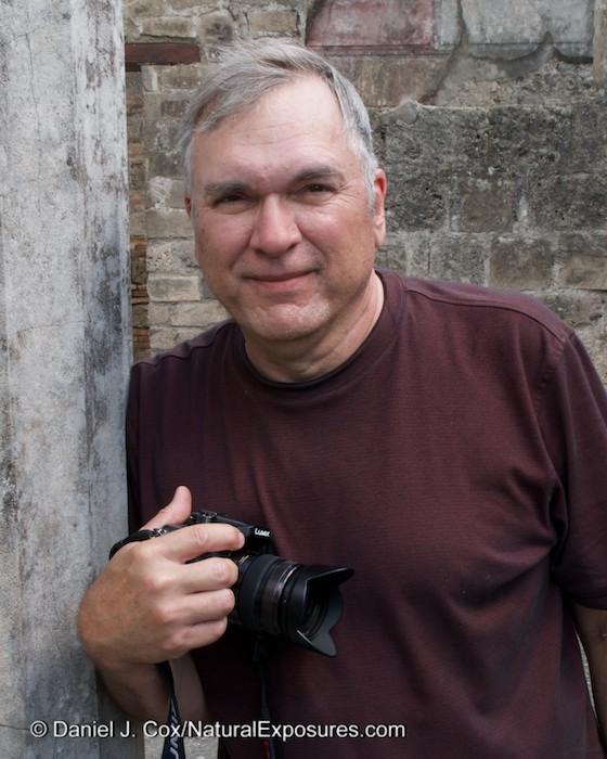 Fred Kurtz in Sorrento, Italy