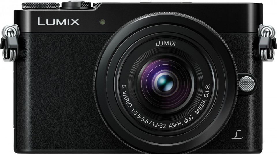 The new Lumix GM5 also comes in different colors.