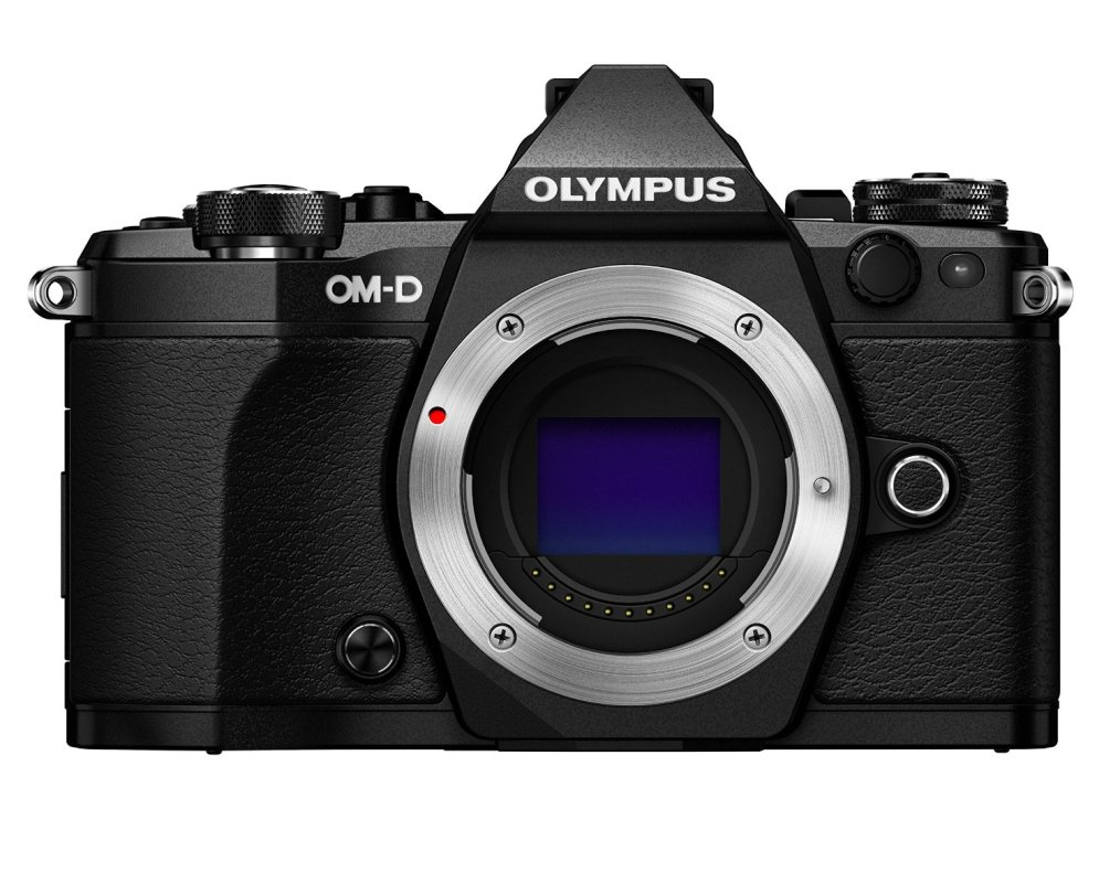 The new Olympus OM-D E-M5 Mark ll has the ability to go from 16 megapixels to 40 megapixels.