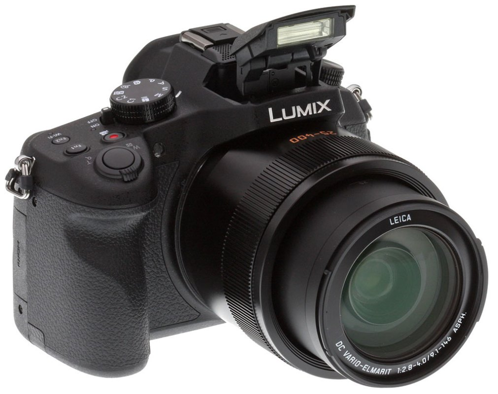 Photo of FZ1000 courtesy of Imaging Resource. Follow this link to their FZ100 review.