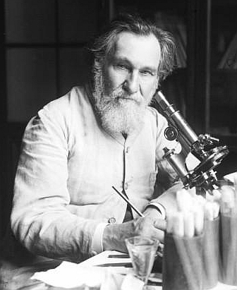 Élie Metchnikoff first suggested the possibility of colonizing the gut with beneficial flora in the early 20th century. Photo public domain