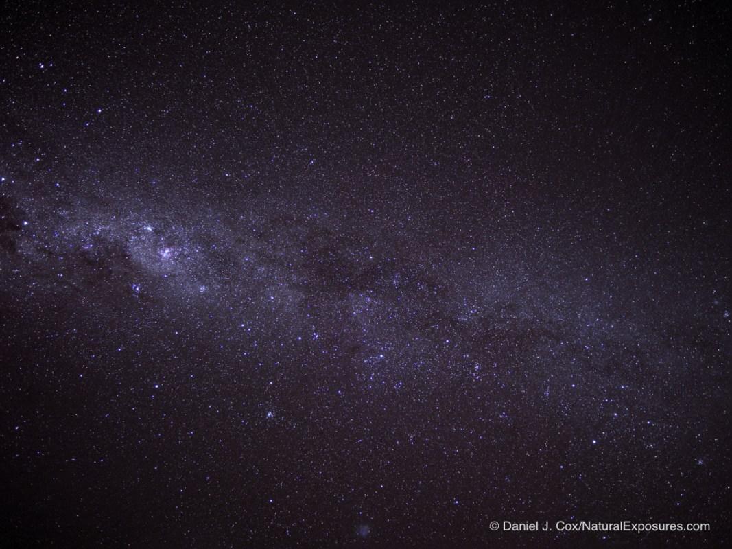 Night Skies With MFT Cameras