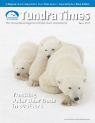 Cover of 2017 Tundra Times