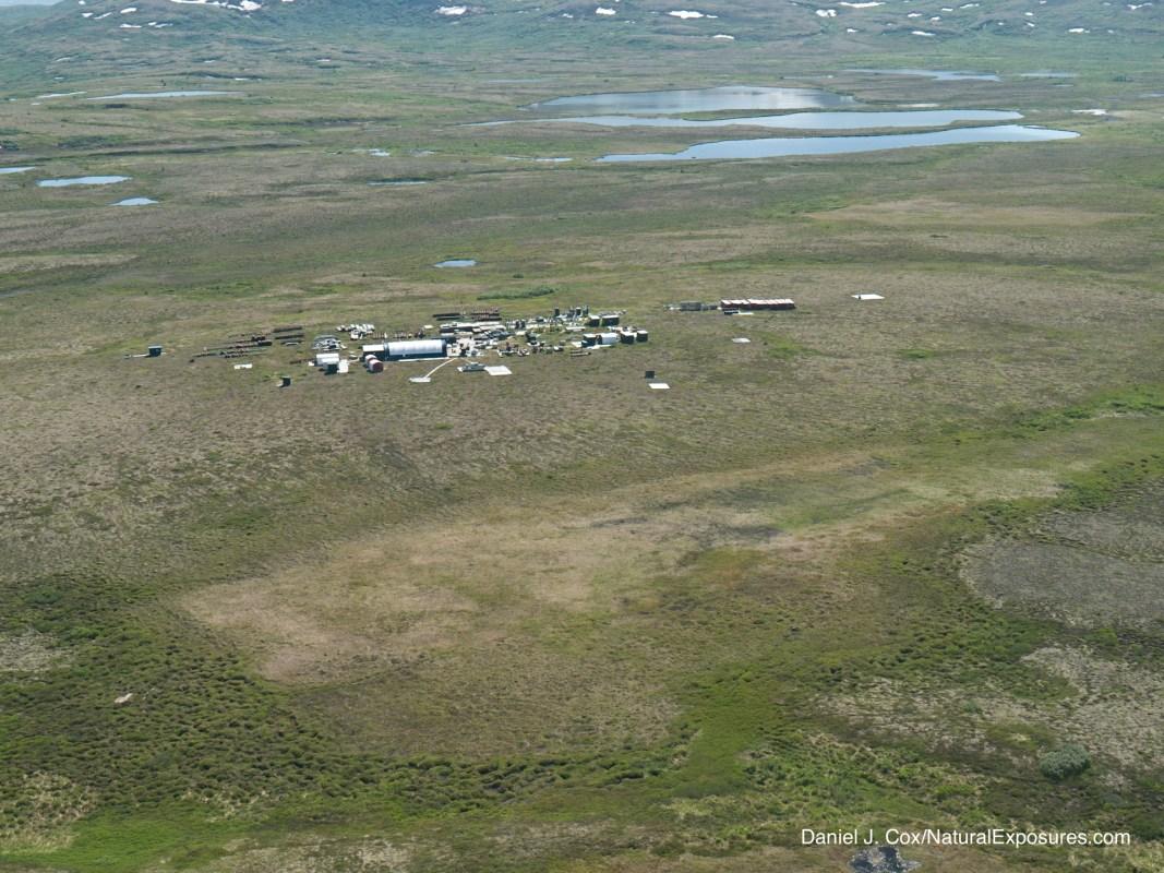 Pebble Creek Mine