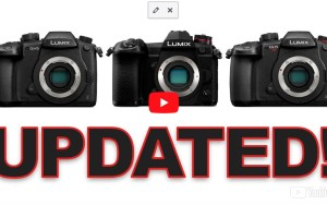 Lumix Firmware Updates