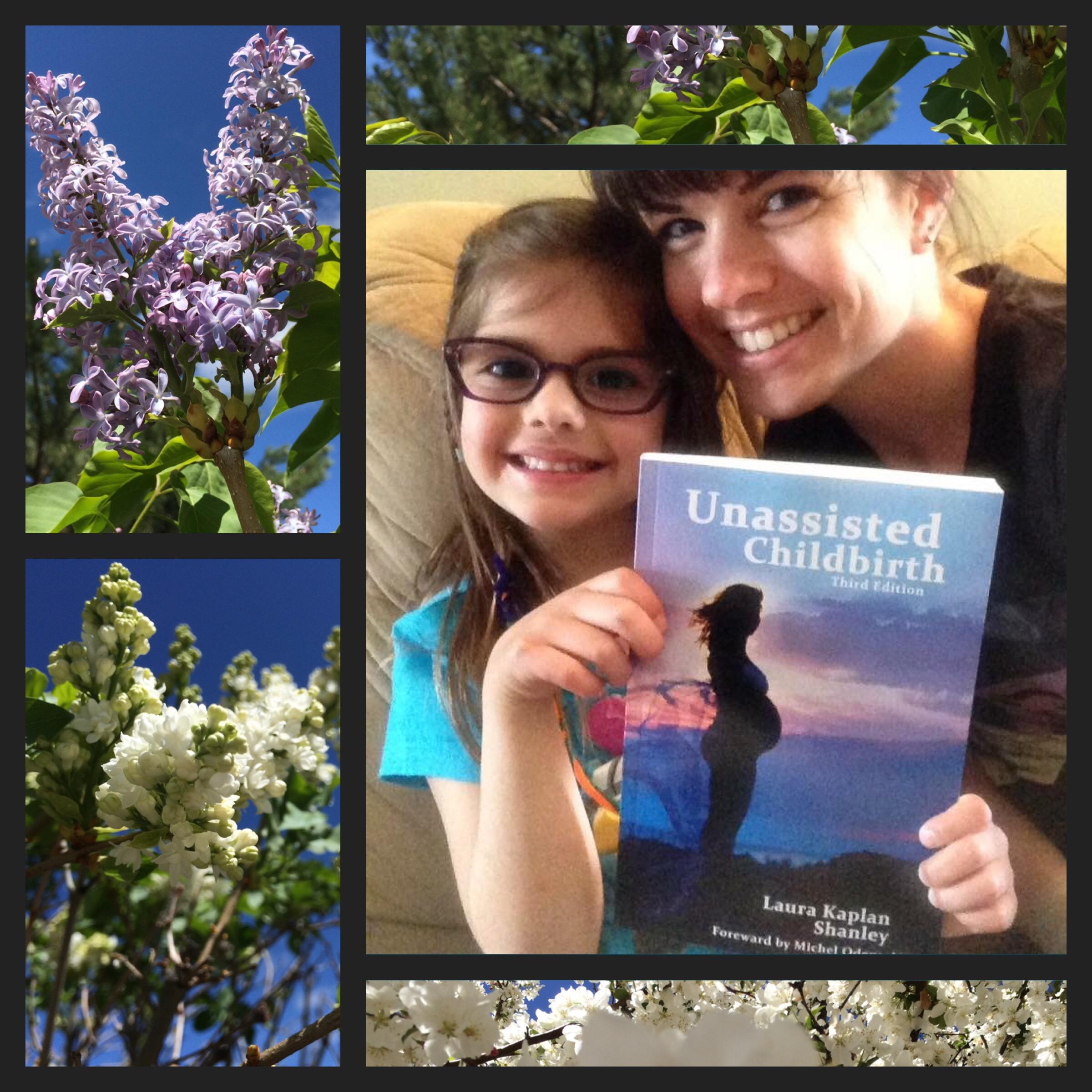 Laura Shanley on The Jenny Hatch Radio Show #UnassistedChildbirth