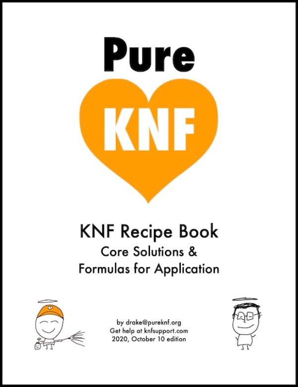 KNF Recipe Book