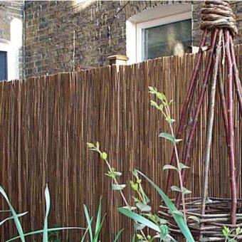 Chestnut Paling 15ft X 6ft Natural Fencing