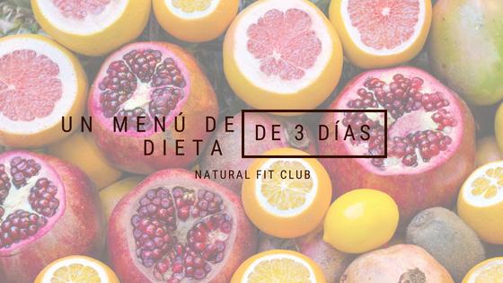 Dieta de los 4 dias pomelo