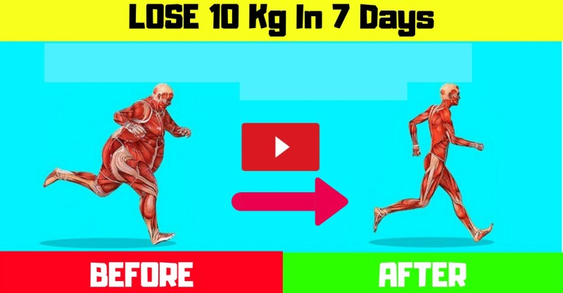 LOSE 10 Kg In 7 Days