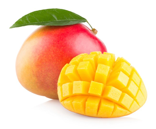 Mangoes are Nutritious