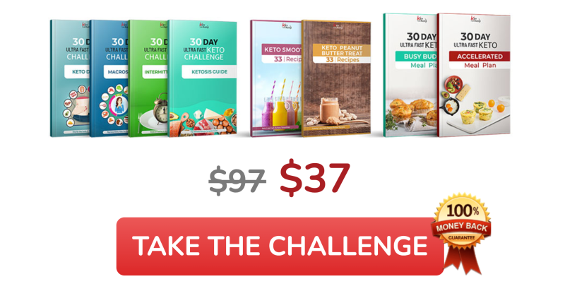 Start The 30 Day Ultra-Fast Keto Challenge Today