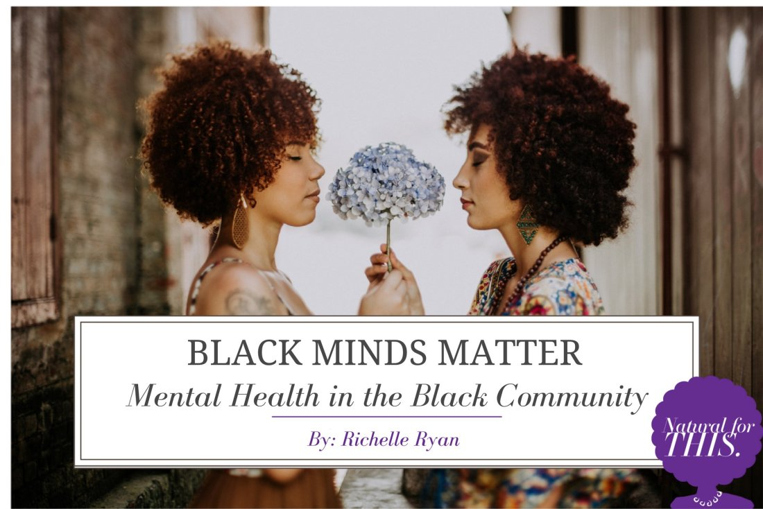 While Mental Health Issues Effect Every Demographic I Think It Is Time We Admit That A Huge Part Of The Psychosis That Exists In Black Urban Areas Is Due