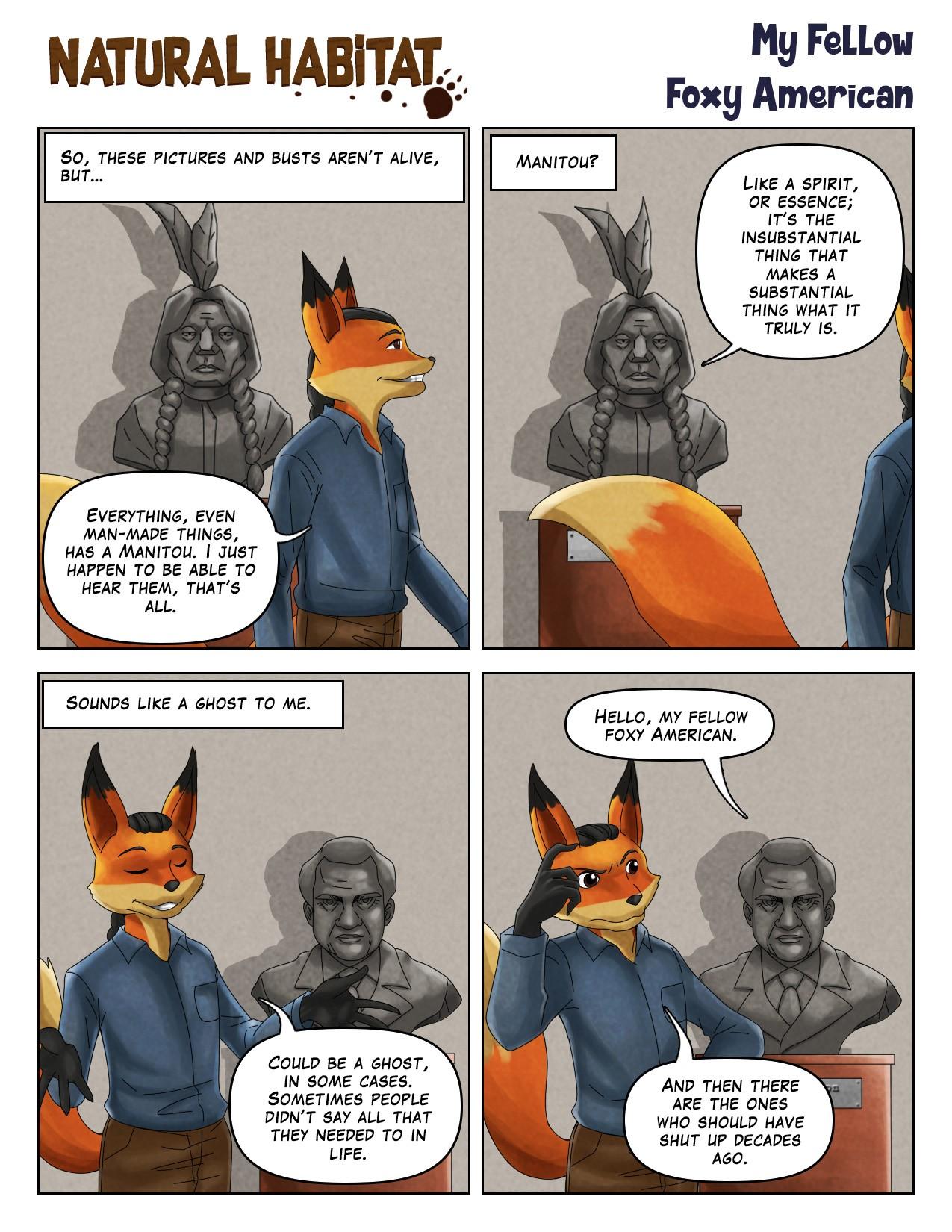 My Fellow Foxy American