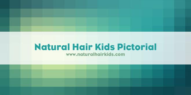 Za Nya S Bantu Knot Out Pictorial Video Natural Hair Kids