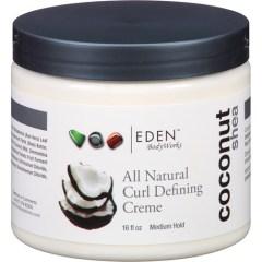Eden Body Works Coconut Shea Curl Defining Crème