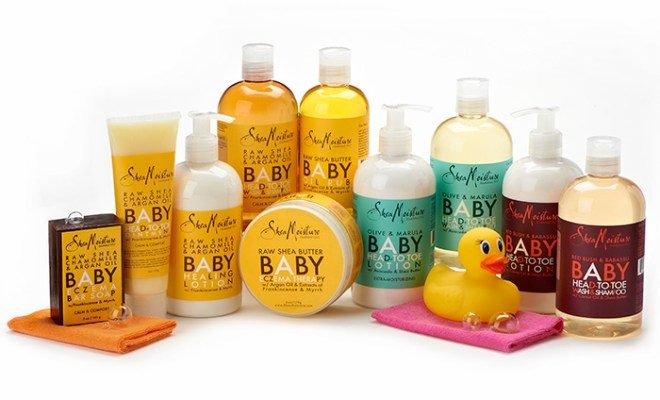 Review Sheamoisture Organic Baby Products Natural Hair Kids
